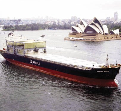 Gearbulk is an international shipping company