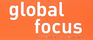 "Global Focus, the magazine of EFMD, rated Peter Lorange of the Business School ""Lorange Institute of Business"" as number 5 of the world's most influential individuals in the field of management education"