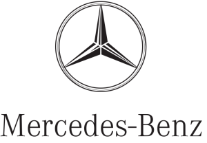 Mercedes Logo. One of the top brands of the 20th and the 21st century