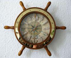 Kompass Steuer Führung
