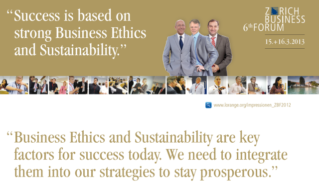 Business Ethics Zurich