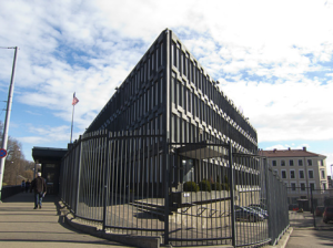 US Embassy in Oslo