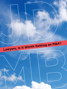 MBA for lawyers