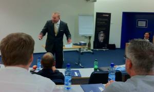 martin Limbeck am Lorange Institute of Business