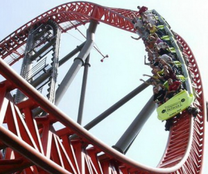 Roller Coaster Intamin Amusement Rides