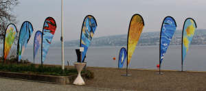 Beach Flags Horgen
