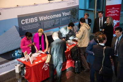 CEIBS 2nd Zurich Forum- Photographed by Fanning Tseng For Y!PE-2